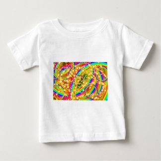 Stars and Rainbows Baby T-Shirt