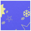 Stars and Snowflakes ~ graphic for fabric wrap