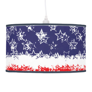 STARS AND STARS AND STRIPES PENDANT LAMPS