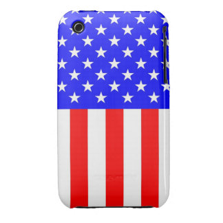 Stars and Stripes #1 iPhone 3 Cases