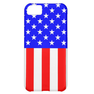 Stars and Stripes #1 iPhone 5C Case