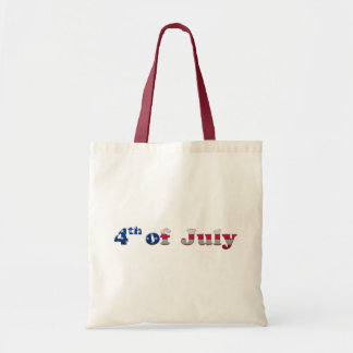 Stars and Stripes 4th of July Bag
