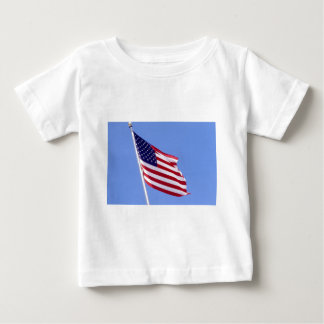Stars and Stripes Baby T-Shirt