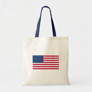 Stars and Stripes Budget Tote Bags