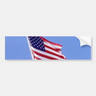 Stars and Stripes Bumper Stickers