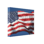 stars and stripes canvas canvas print