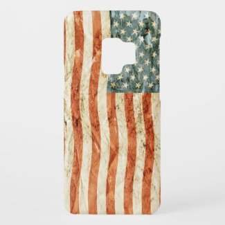 Stars and Stripes Case-Mate Samsung Galaxy S9 Case