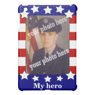 Stars and Stripes Custom Photo Patriotic Speck Case For The iPad Mini