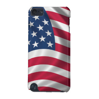 stars and stripes flag design iPod touch (5th generation) case