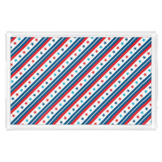 Stars and Stripes Forever Acrylic Tray