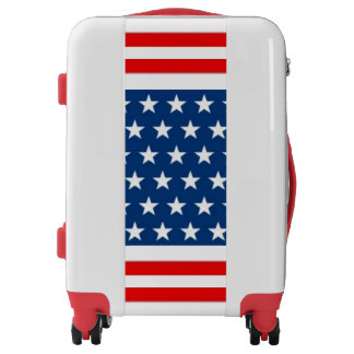 Stars and Stripes Forever Luggage