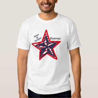 Stars and Stripes Forever! T-shirt