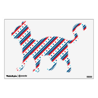 stars and stripes wall decals wall stickers zazzle