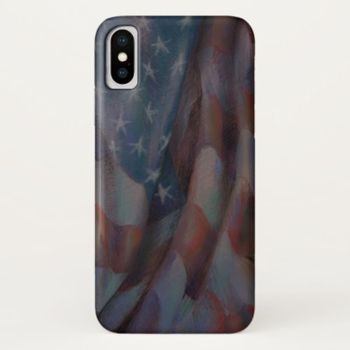 Stars and Stripes iPhone Case Phone Case