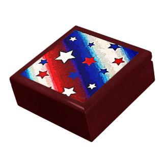 STARS AND STRIPES Keepsake Box