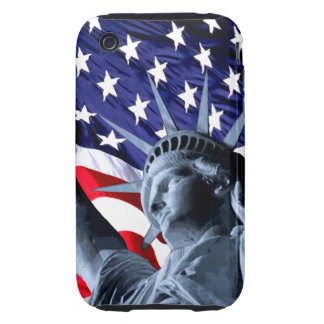 Stars and Stripes liberty Tough iPhone 3 Cover