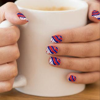 Stars and Stripes Minx® Nail Wraps