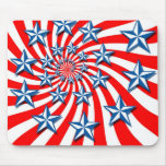 Stars and Stripes Mousepads