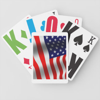 Stars and Stripes Playing Cards