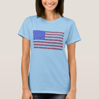 Stars and Stripes polka dots T-Shirt
