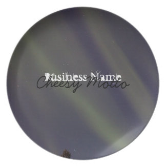 Stars and Stripes; Promotional Dinner Plate