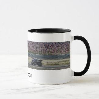 Stars and Stripes Racer R/H Mug