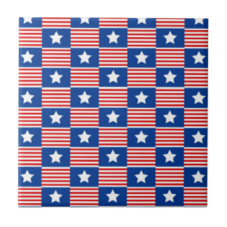 Stars and Stripes Tiles