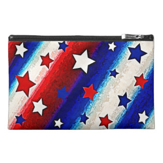 STARS AND STRIPES TRAVEL ACCESSORIES BAGS