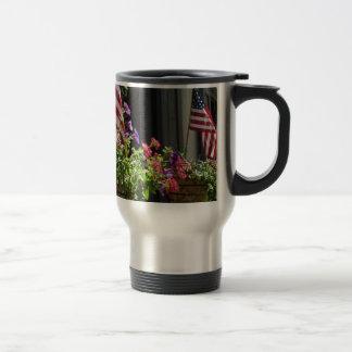 Stars and Stripes Travel Mug