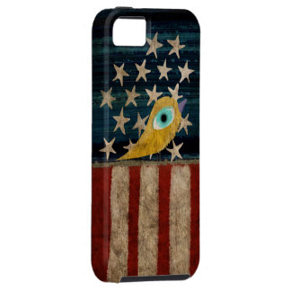 Stars and Stripes Vintage Styled Case