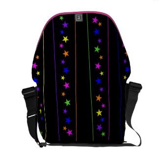 stars and strips courier bags