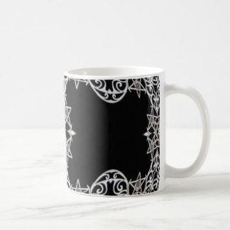 Stars and Swirls Coffee Mugs