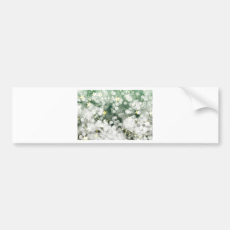 Stars and Twinkle Bumper Sticker