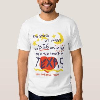 Stars at Night, Big And Bright, Texas T-shirt