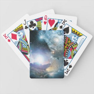 Stars Bicycle Playing Cards