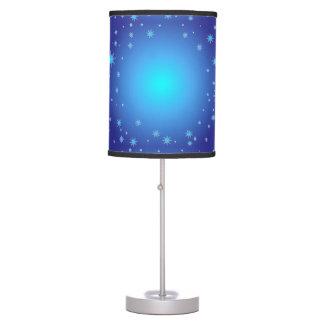 Stars Blue Light Desk Lamp