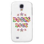 Stars Books Rock Samsung Galaxy S4 Cases