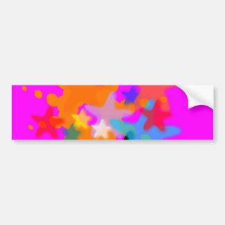Stars Bumper Stickers