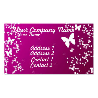 Stars Business Card Templates
