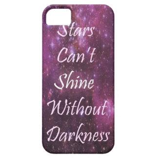 Stars Can't shine quote case