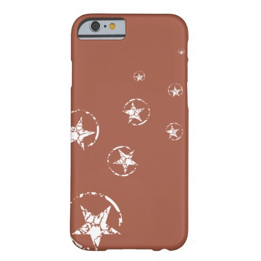 Stars Barely There iPhone 6 Case