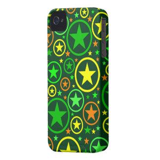 STARS & CIRCLES Blackberry Bold case