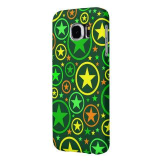 STARS & CIRCLES phone cases Samsung Galaxy S6 Cases