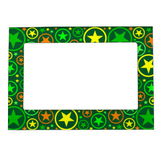 STARS & CIRCLES picture frame