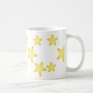 STARS COFFEE MUG