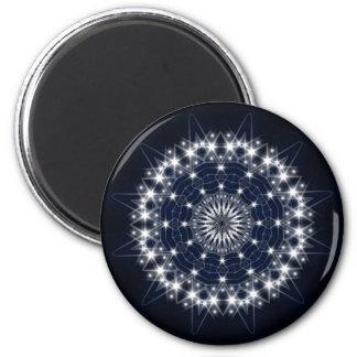 Stars Companion 2 Inch Round Magnet