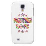 Stars Computers Rock Samsung Galaxy S4 Covers