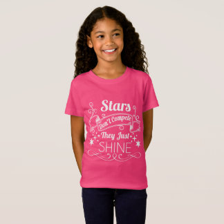 Stars Don't Compete T-Shirt