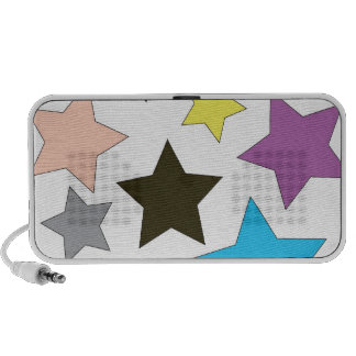 Stars Doodle Speakers