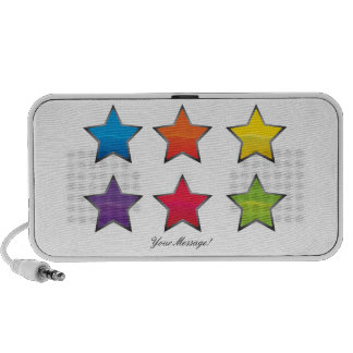 Stars Doodle Travelling Speaker